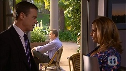 Paul Robinson, Terese Willis in Neighbours Episode 6829