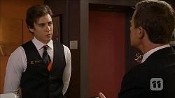 Mason Turner, Paul Robinson in Neighbours Episode 6829