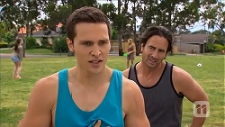 Josh Willis, Brad Willis in Neighbours Episode 6829