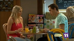 Amber Turner, Josh Willis in Neighbours Episode 6829