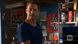 Mark Brennan in Neighbours Episode 6830