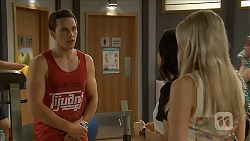 Josh Willis, Amber Turner in Neighbours Episode 6830