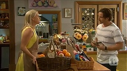 Lauren Turner, Brad Willis in Neighbours Episode 6830