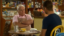 Lou Carpenter, Mark Brennan in Neighbours Episode 6830