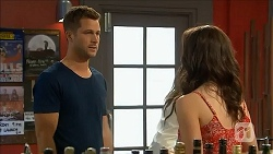 Mark Brennan, Kate Ramsay in Neighbours Episode 6830