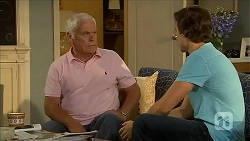 Lou Carpenter, Mason Turner in Neighbours Episode 6830