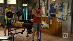 Josh Willis in Neighbours Episode 6830