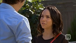 Mason Turner, Imogen Willis in Neighbours Episode 6830