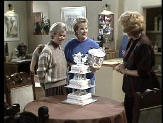 Madge Mitchell, Daphne Lawrence, Helen Daniels in Neighbours Episode 0295