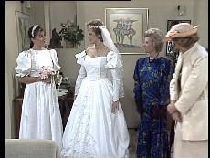 Zoe Davis, Daphne Clarke, Helen Daniels, Madge Bishop in Neighbours Episode 0295