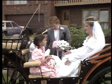 Lucy Robinson, Clive Gibbons, Daphne Clarke in Neighbours Episode 0295