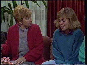 Eileen Clarke, Jane Harris in Neighbours Episode 0329
