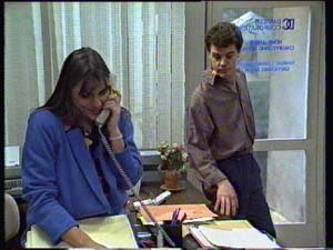Zoe Davis, Paul Robinson in Neighbours Episode 0329