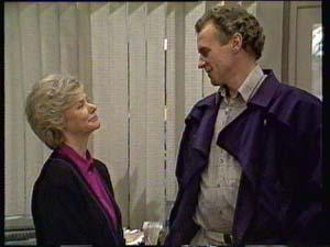 Helen Daniels, Jim Robinson in Neighbours Episode 0331