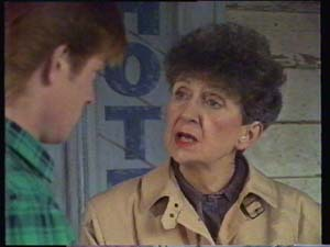 Clive Gibbons, Nell Mangel in Neighbours Episode 0336