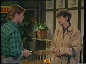 Clive Gibbons, Nell Mangel in Neighbours Episode 0337