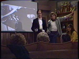 Clive Gibbons, Shane Ramsay in Neighbours Episode 0340