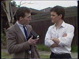 Peter Smith, Paul Robinson in Neighbours Episode 0342