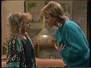 Charlene Mitchell, Scott Robinson in Neighbours Episode 0342