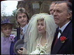 Charlene Mitchell, Shane Ramsay, Edna Ramsay, Dan Ramsay in Neighbours Episode 0343