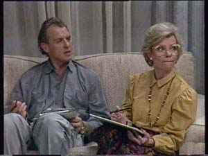 Jim Robinson, Helen Daniels in Neighbours Episode 0344