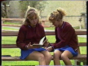 Jane Harris, Charlene Mitchell in Neighbours Episode 0345