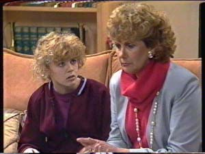 Charlene Mitchell, Madge Mitchell in Neighbours Episode 0346