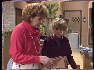 Charlene Mitchell, Madge Bishop in Neighbours Episode 0347