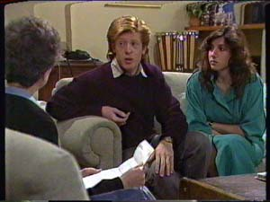 Clive Gibbons, Susan Cole in Neighbours Episode 0347