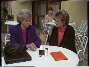 Daphne Clarke, Helen Daniels in Neighbours Episode 0348