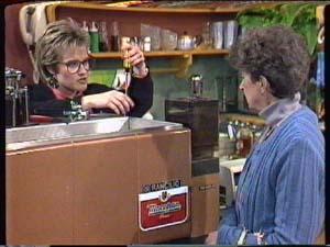 Daphne Clarke, Nell Mangel in Neighbours Episode 0348