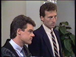 Paul Robinson, Peter Smith in Neighbours Episode 0349