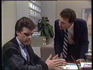 Paul Robinson, Peter Smith in Neighbours Episode 0350