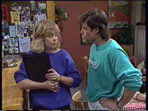 Mike Young, Jane Harris in Neighbours Episode 0355
