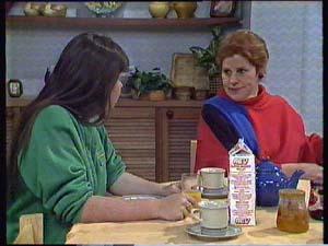 Nikki Dennison, Laura Dennison in Neighbours Episode 0355