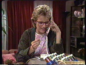 Daphne Clarke in Neighbours Episode 0357