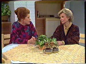 Helen Daniels, Laura Dennison in Neighbours Episode 0358