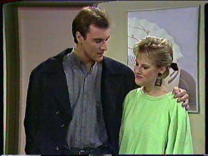 Phil Nolan, Daphne Clarke in Neighbours Episode 0361