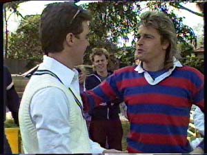 Paul Robinson, Shane Ramsay in Neighbours Episode 0361