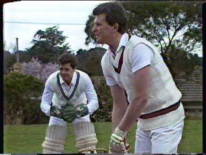 Des Clarke, Paul Robinson in Neighbours Episode 0361