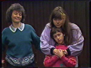 Ruth Wilson, Nikki Dennison, Lucy Robinson in Neighbours Episode 0363