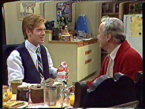 Clive Gibbons, Ted Gibbons in Neighbours Episode 0365