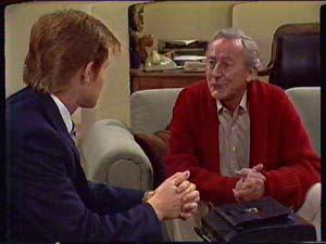 Clive Gibbons, Ted Gibbons in Neighbours Episode 0366