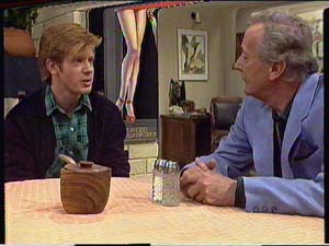 Clive Gibbons, Ted Gibbons in Neighbours Episode 0367