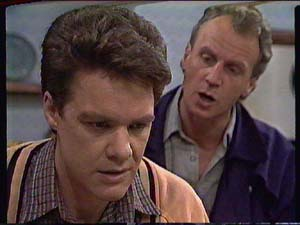 Jim Robinson, Paul Robinson in Neighbours Episode 0367