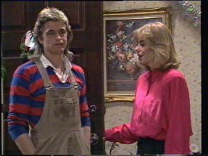 Shane Ramsay, Jane Harris in Neighbours Episode 0398