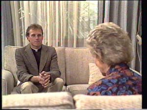 Reverend Price, Helen Daniels in Neighbours Episode 0401