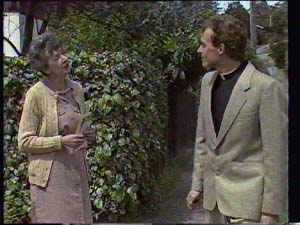 Nell Mangel, Reverend Price in Neighbours Episode 0403