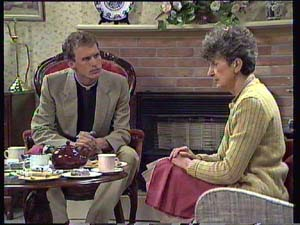 Reverend Price, Nell Mangel in Neighbours Episode 0404