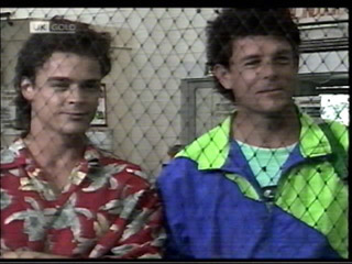 Wayne Duncan, Michael Whitney in Neighbours Episode 2099